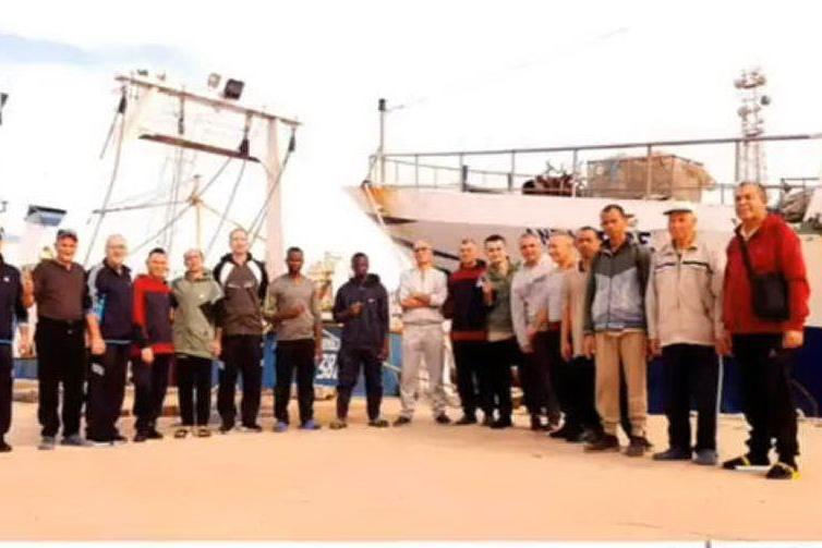 Libia, liberati i 18 pescatori di Mazara del Vallo