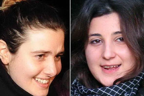 Siria, liberato il sequestratore delle volontarie Greta e Vanessa