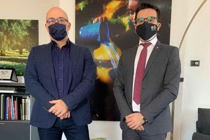 """Lampis incontra Cingolani: """"Al centro lo sviluppo della Sardegna"""""""
