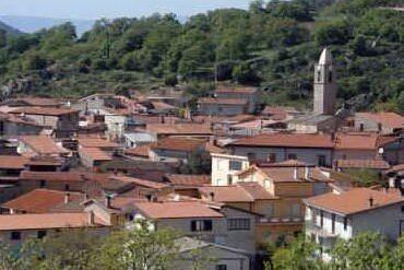 Ovodda (Archivio L'Unione Sarda)