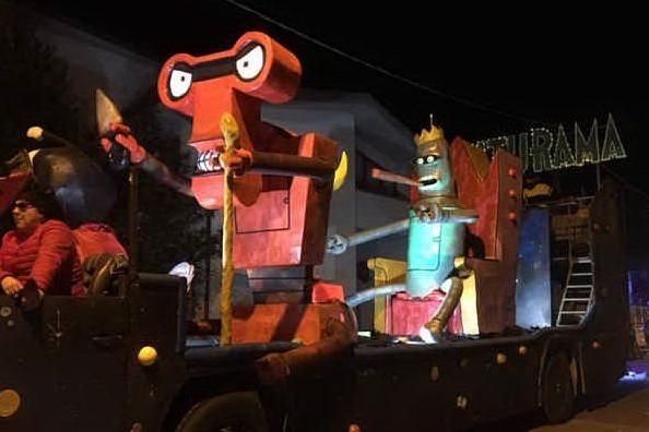 Il gran finale del Carnevale 2019 con la sfilata intercomunale