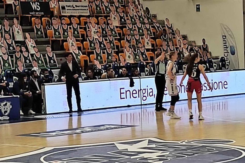 Le ragazze della Dinamo a Broni per vendicare il -20 dell'andata