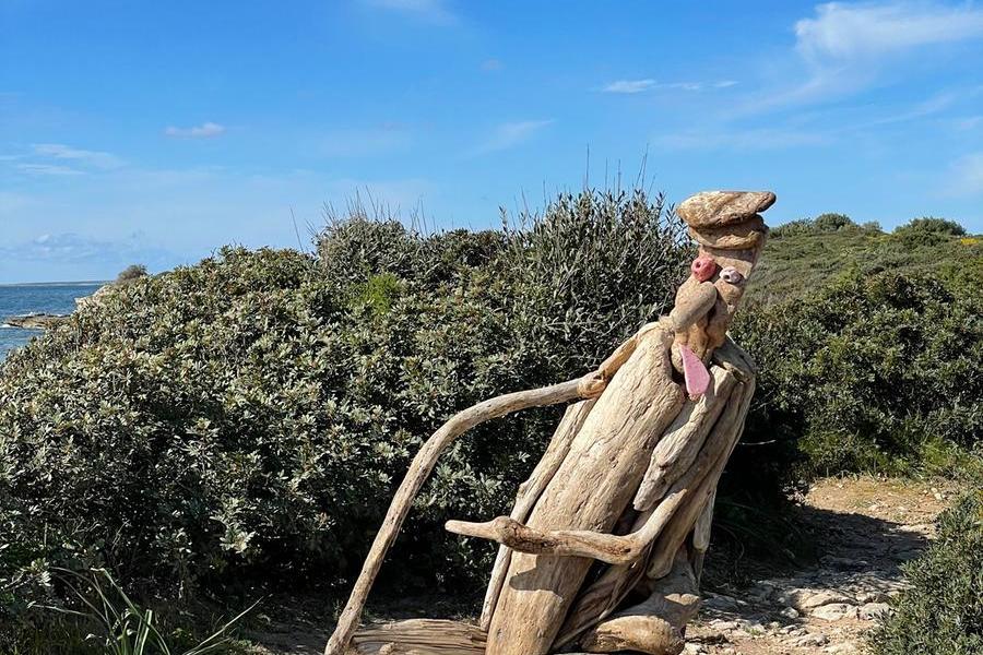 San Vero Milis,40 opere lungo la costa per inaugurare la stagione estiva