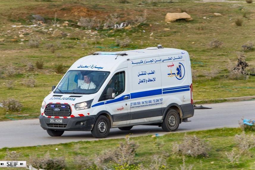 Elicottero militare precipita in Tunisia:tre morti