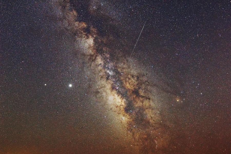 Notti stellate in Sardegna a cura del Planetario de l'Unione Sarda