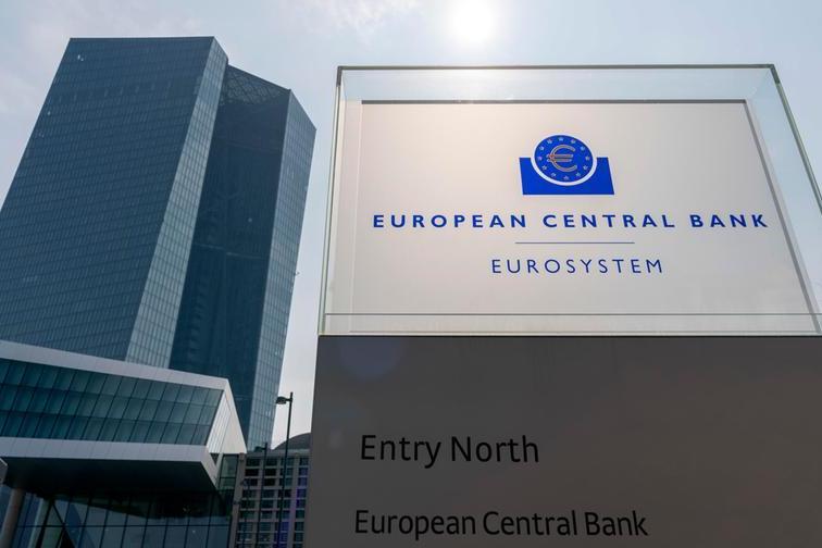 La Bce lascia i tassi fermi a zero e rallenta l'acquisto di titoli del programmadi emergenza pandemica
