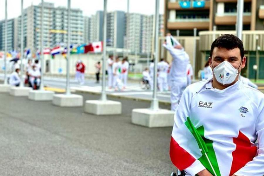 Paralimpiadi,primemedaglieper l'Italia nel nuoto