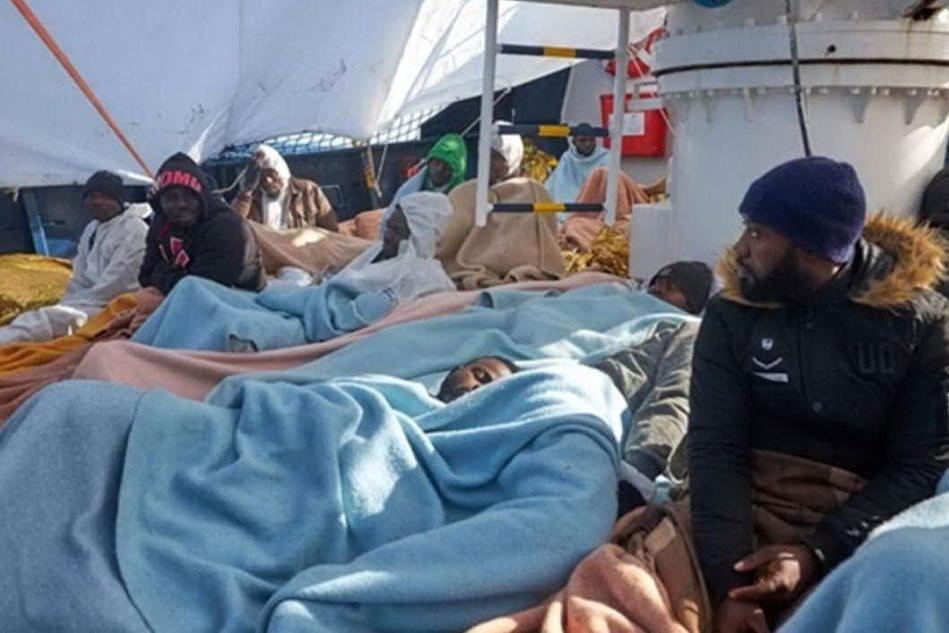 Malta autorizza lo sbarco dei migranti di Sea-Eye
