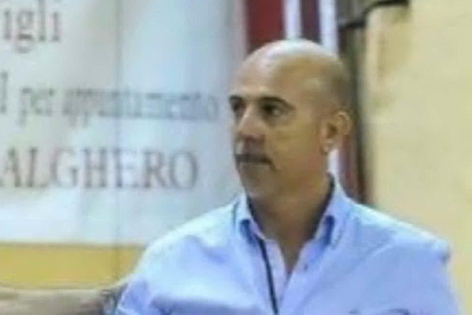 Claudio Cau (foto concessa)