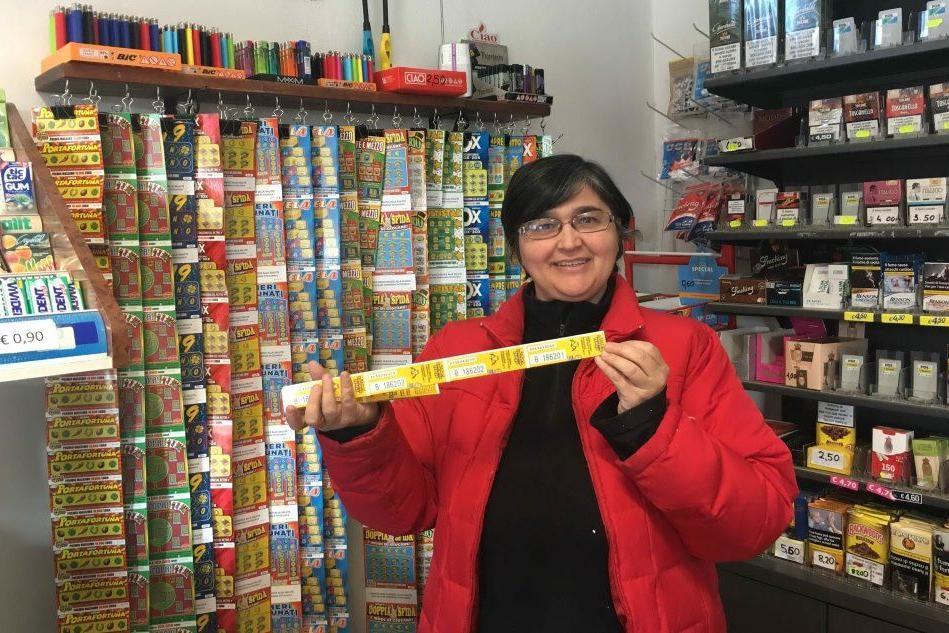 Riola Sardo, vinti 25mila euro alla Lotteria Italia