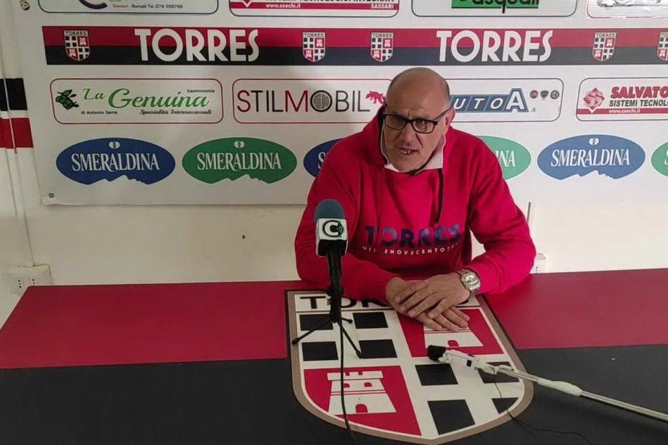 La Torres batte il Carbonia 4-1, il commento dei due tecnici