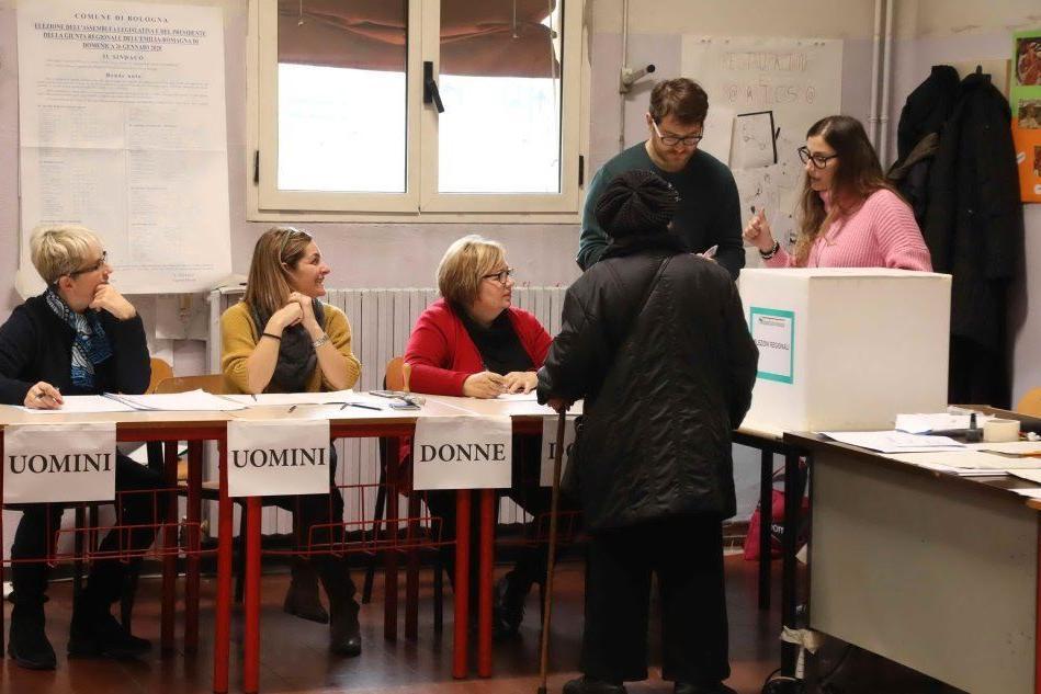 Emilia-Romagna e Calabria al voto