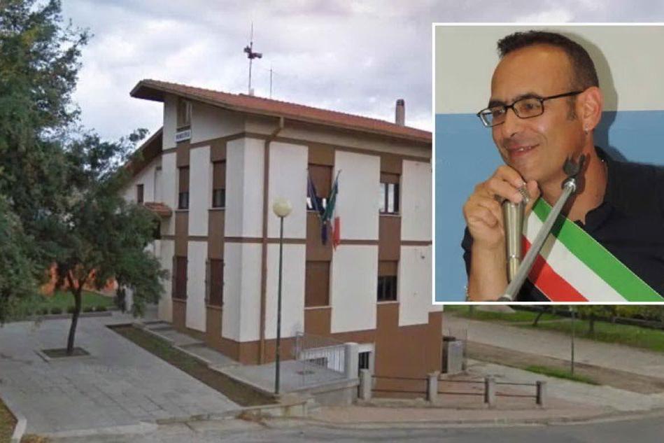 Bonarcado, atto intimidatorio contro il sindaco Pinna