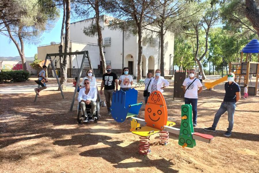 I giochi inclusivi diventano realtà: cerimonia a Carbonia