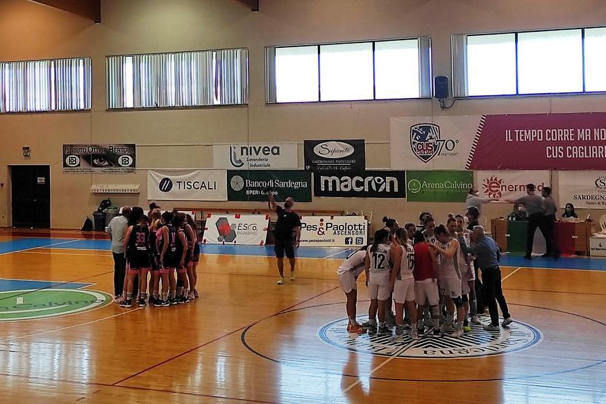Cus Cagliari, per la salvezza serve una vittoria contro Livorno