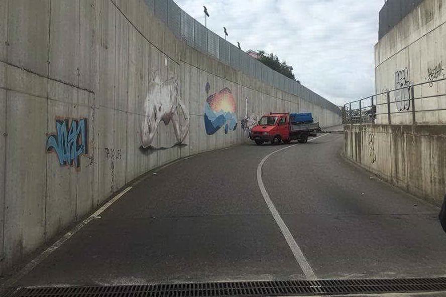 Macomer, lavori nel sottopasso di via Puglie: mercoledì riapre al traffico