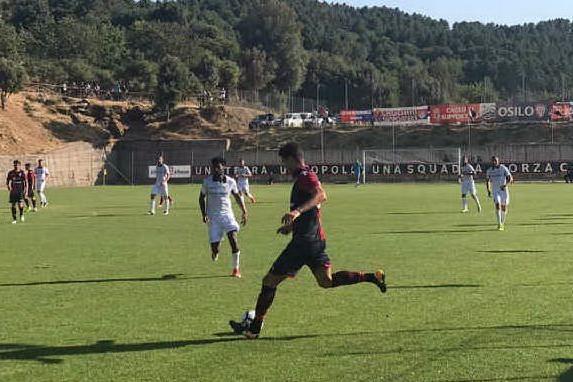 Il Cagliari battuto 0-1 dall'Olbia: prima sconfitta in precampionato
