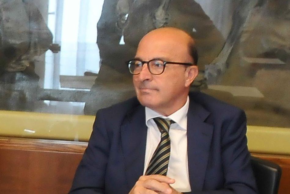 L'assessore Mario Nieddu (Archivio L'Unione Sarda)