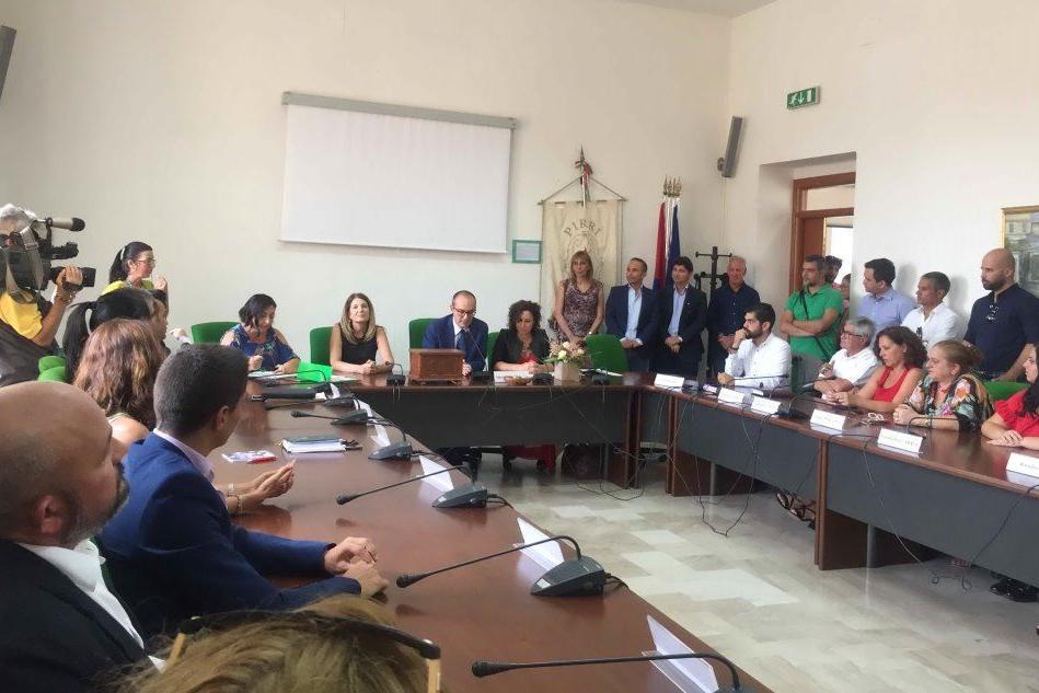 Cagliari, il Consiglio della Municipalità di Pirri in aula