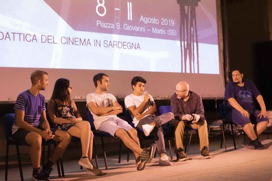 """""""La svolta"""", il corto dei giovani sassaresi trionfa al contest di Martis"""