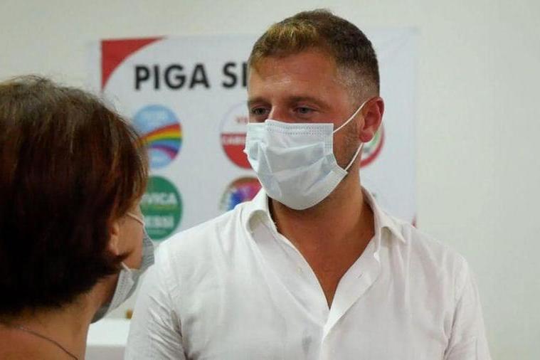 """Capoterra, Piga si arrende al ballottaggio: """"Grazie a chi ha creduto in me"""""""