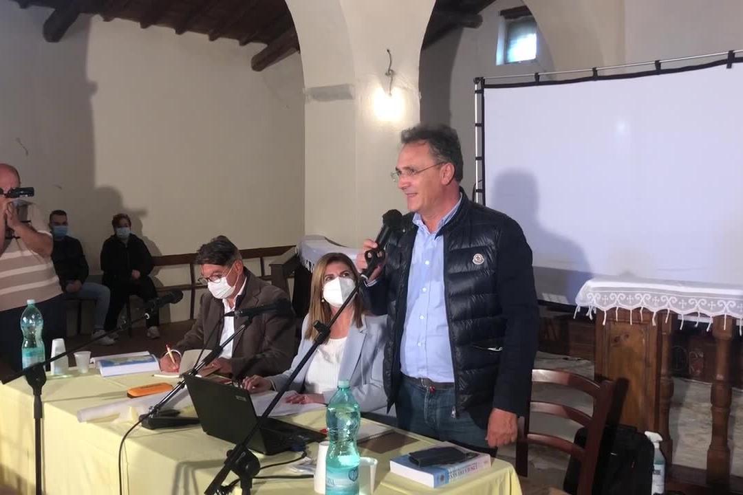 """Gesico, """"L'Isola dei Santi"""": l'intervento del neo sindaco"""
