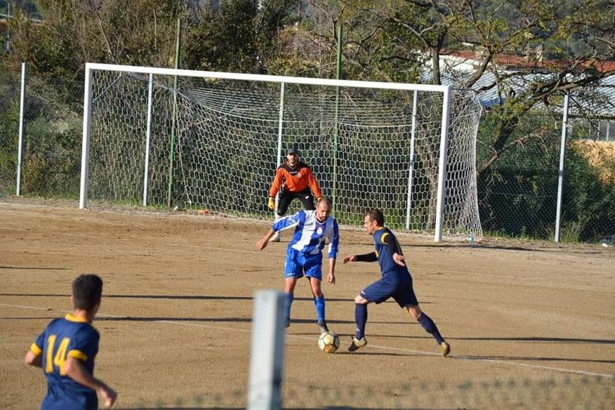 Gianluca Siazzu in azione (foto Tellini)