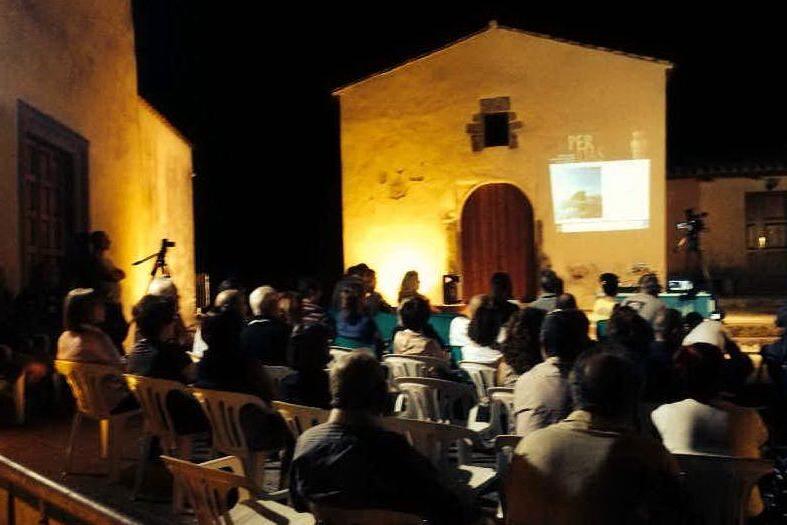 L'evento Perdas a Villa Sant'Antonio