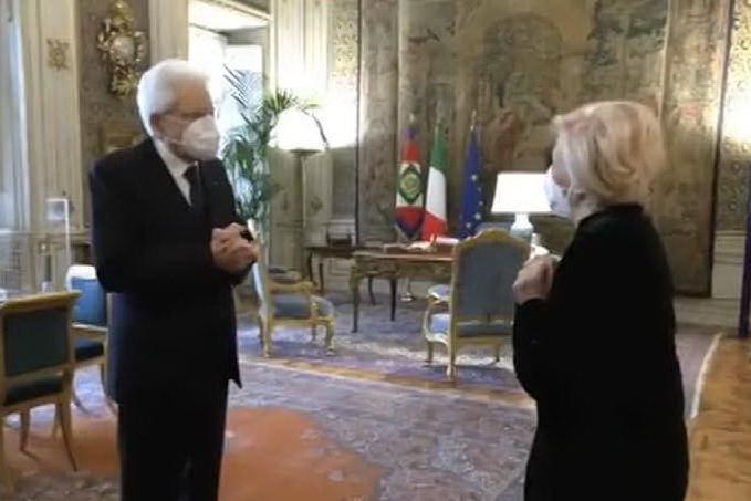 Mattarella nomina Rosa Oliva Cavaliere di Gran Croce
