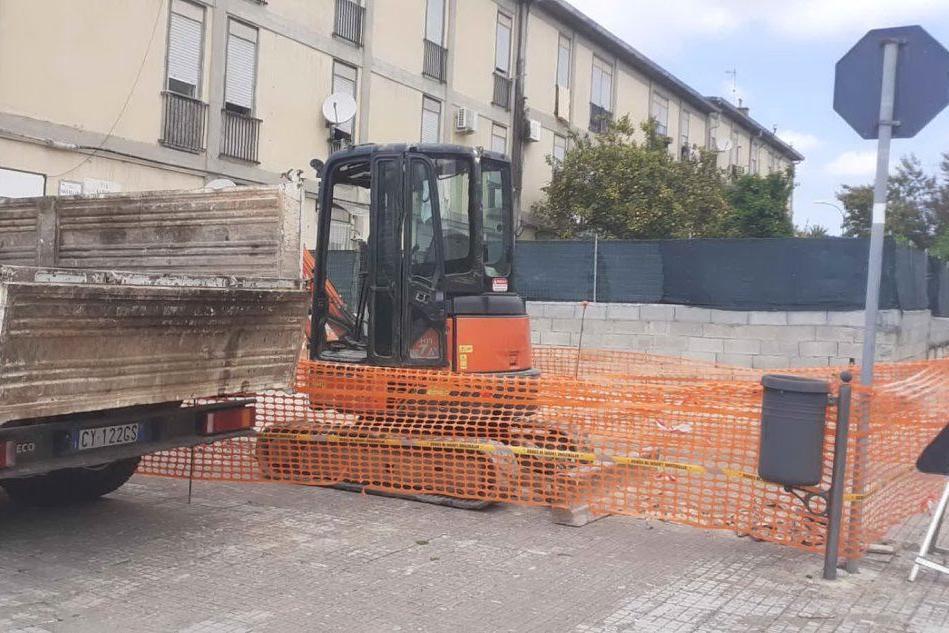 Sassari, in via Bottego tra 20 giorni l'erogazione dell'acqua tornerà normale