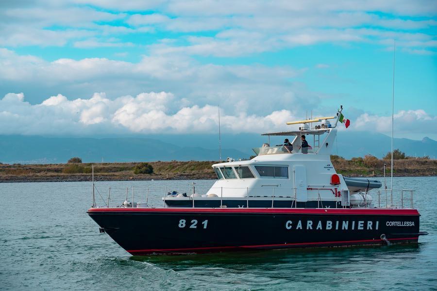 Lite sulla barca durante il viaggio partito da Alghero termina con una denuncia