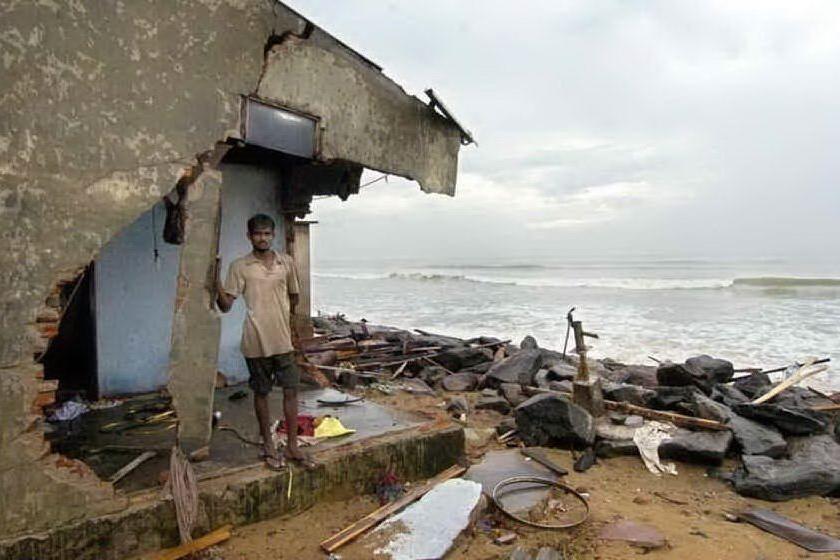 #AccaddeOggi: 26 dicembre 2004, uno tsunami devasta il sud est asiatico