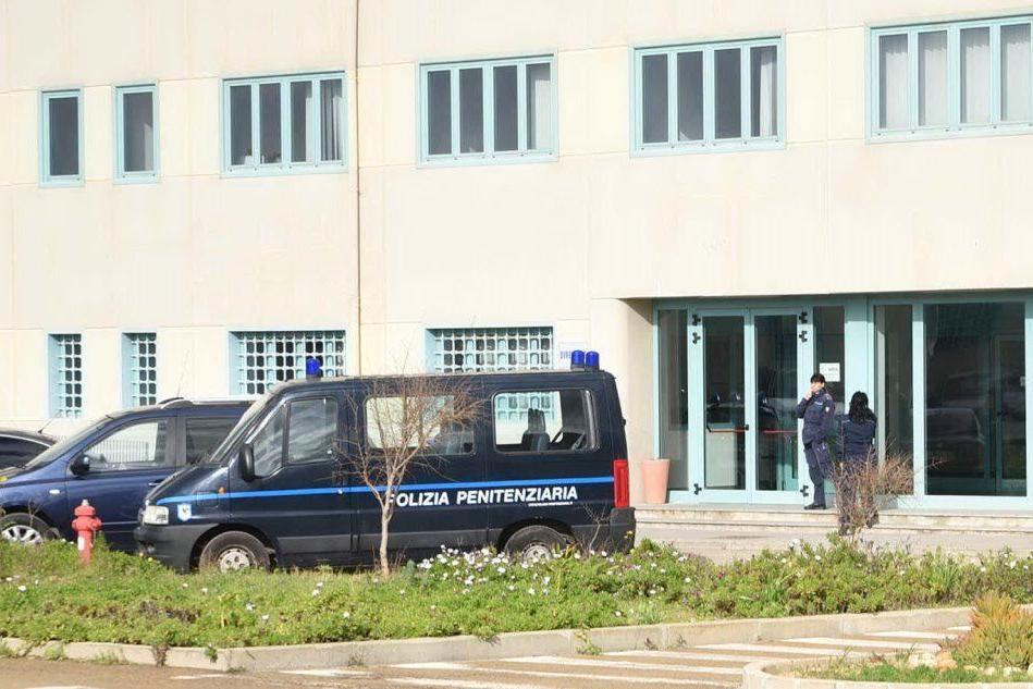 Il carcere di Bancali (Archivio L'Unione Sarda)