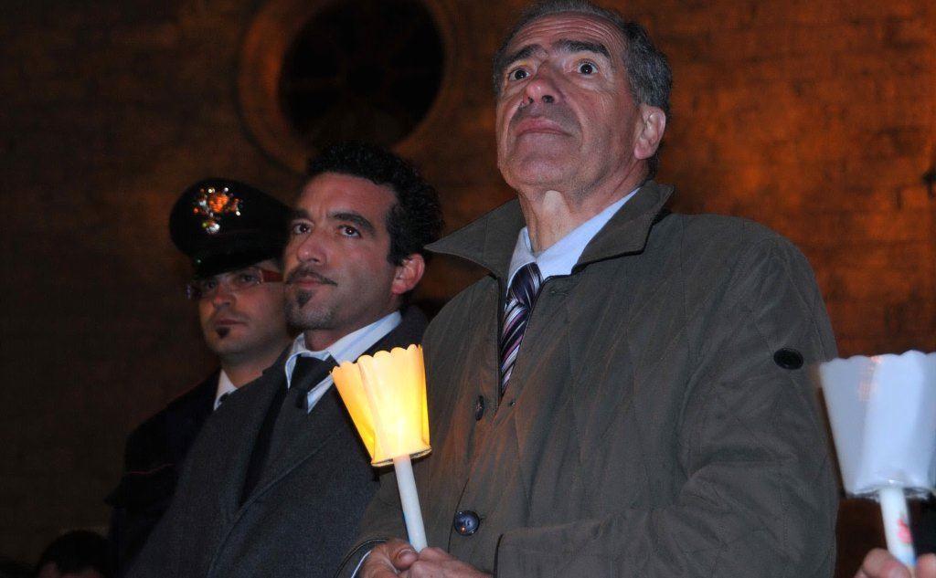 Il sindaco di Gavoi, Salvatore Lai