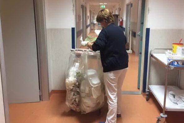 """""""La società di pulizie dell'ospedale di Oristano taglia gli stipendi"""", la denuncia della Cisl"""