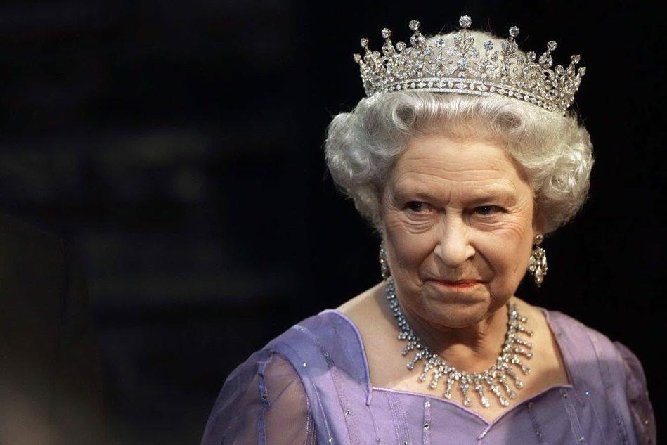 Dio salvi la regina Elisabetta
