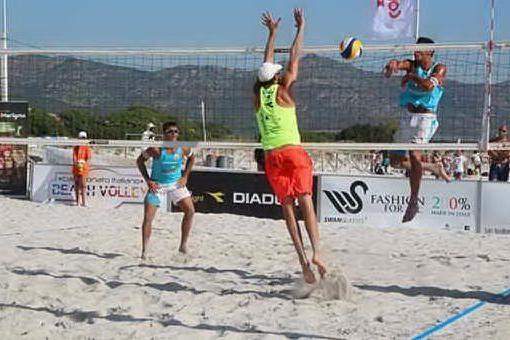 Beach volley, sbarca al Poetto il circuito nazionale Bper Italia Tour 2017