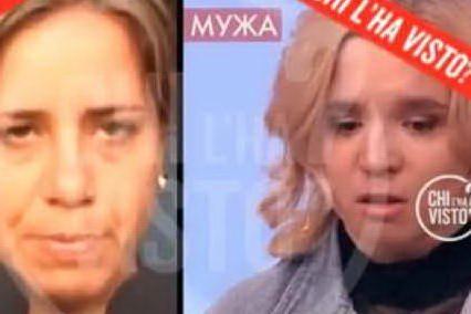 Piera Maggio e la ragazza scomparsa in Russia (Ansa)