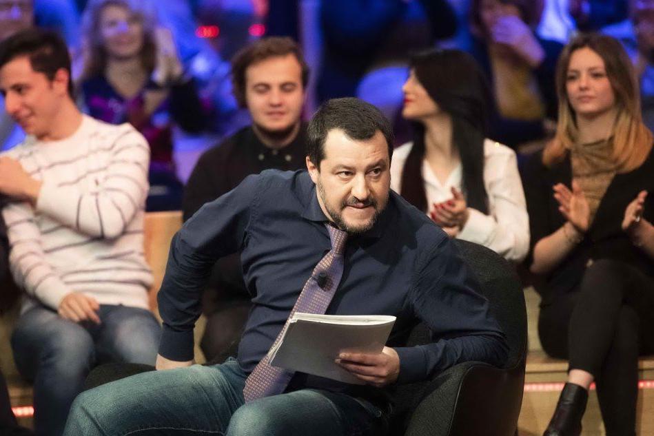 """Foibe, Salvini: """"Anpi nega le stragi fatte dai comunisti, occorre rivedere i contributi"""""""