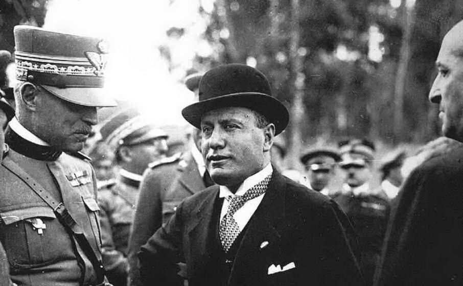 #AccaddeOggi: 28 aprile 1945, viene ucciso Benito Mussolini