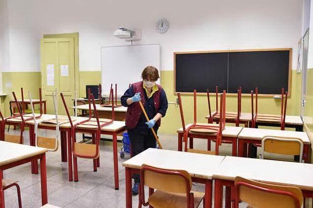Covid a Nuoro: chiuse tre scuole elementari
