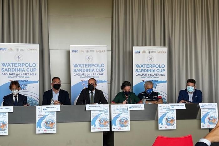 Pallanuoto: per l'Italiasfida a Cagliari con Russia e Croazia