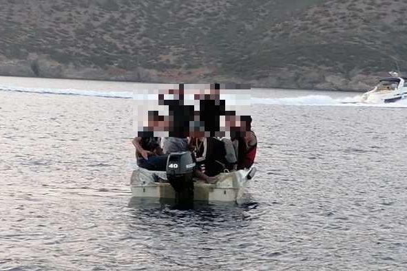 Migranti: nuovo sbarco nel Sulcis, arrivati in undici