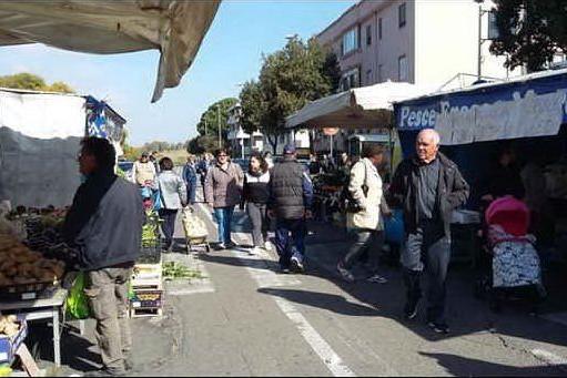 Quartu, sospeso il mercatino rionale di via Della Musica