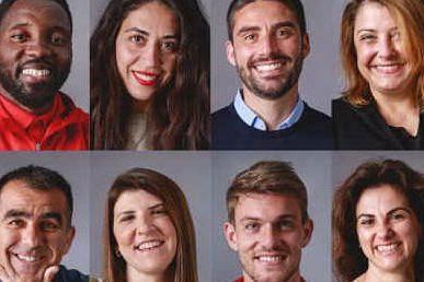 """""""L'umanità ha un unico volto"""": contro il razzismo il Cagliari ci mette la faccia"""