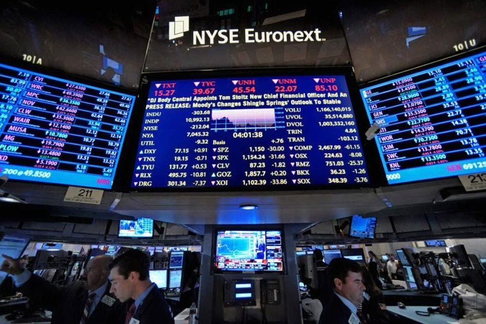 Apertura difficile per le Borse europee: Piazza Affari apre a -1,18%