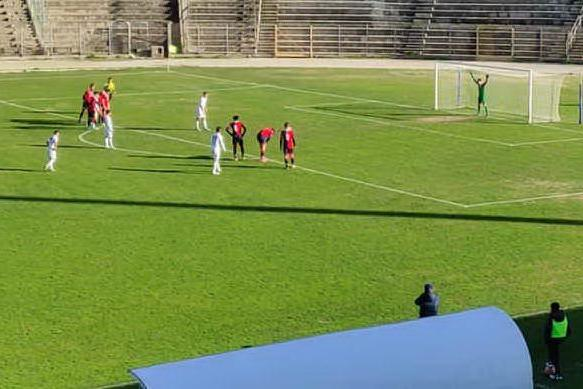 Muravera-Torres 2-0: di Virdis il rigore che ha sbloccato la gara