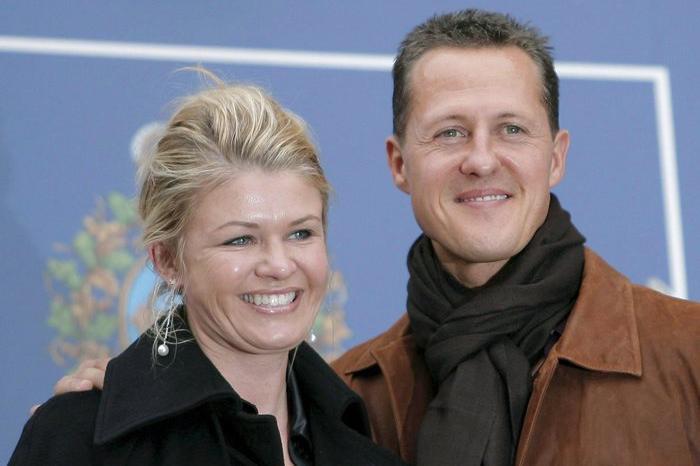 """Corinna Schumacher: """"Michael è diverso, ma c'è"""""""