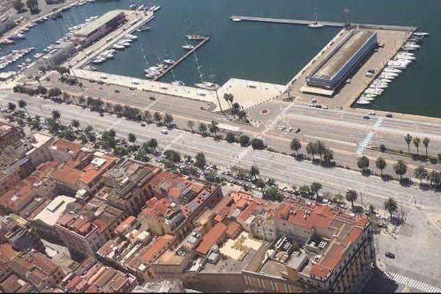 Lungomare Mariano Delogu, la calata del porto intitolata al sindaco di Cagliari