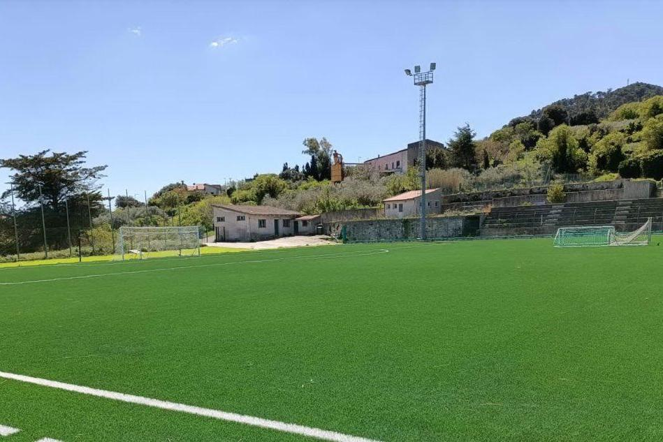 Cheremule, al via il completamento del campo sportivo comunale